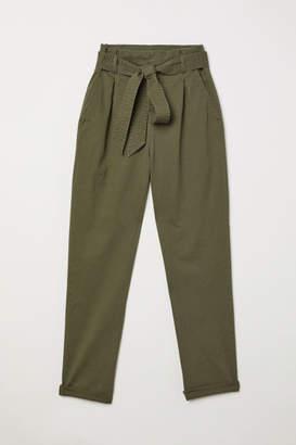H&M Utility Pants - Green
