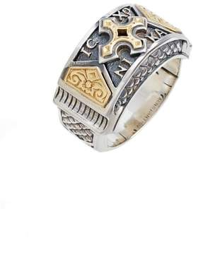 Konstantino Heonos Band Ring