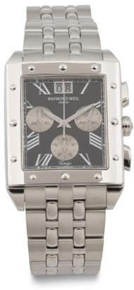 Men's Swiss Made Tango Bracelet Watch