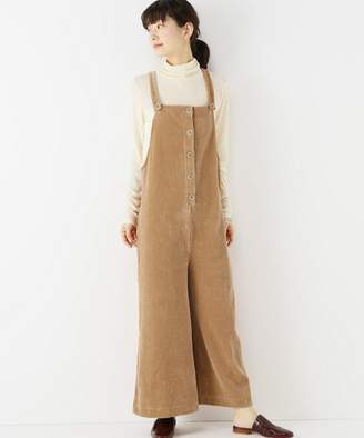 Spick and Span (スピック アンド スパン) - Spick and Span 【Madewell】 Cord Overall Jump Suit