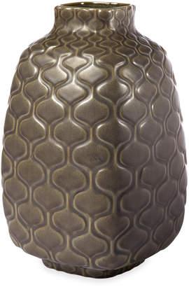 Jonathan Adler Bjorn Relief Vase