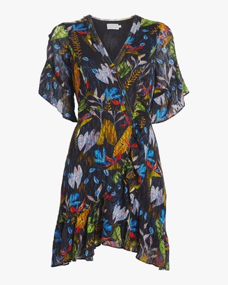Tanya Taylor Brandy Wrap Dress