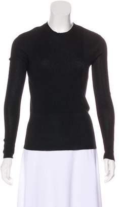Celine Knit Long Sleeve Top