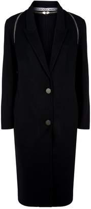 Alexander Wang Zipper Detail Coat