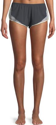Neiman Marcus Skin Genevieve Lounge Shorts