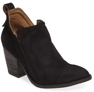 Women's Jeffrey Campbell Burman Split Shaft Bootie $134.95 thestylecure.com