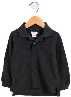 Ralph Lauren Boys' Woven Button-Up Shirt
