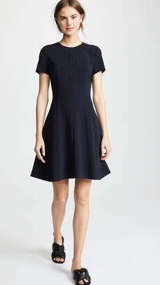 Theory Modern Seamed Shirt Dress