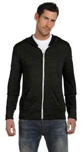 Alternative Apparel Alternative Men's Eco Long-Sleeve Zip Hoodie 2XL