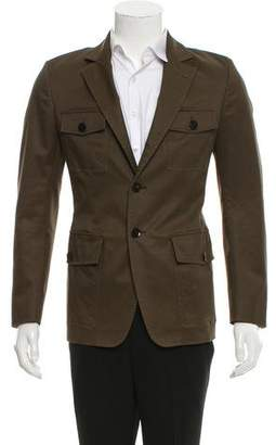 Tom Ford Woven Two-Button Jacket w/ Tags