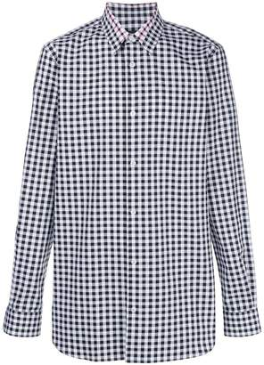 Stella McCartney gingham button shirt