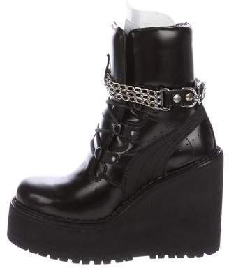 FENTY PUMA by Rihanna Puma x Fenty SB Rihanna Sneaker Boots w/ Tags