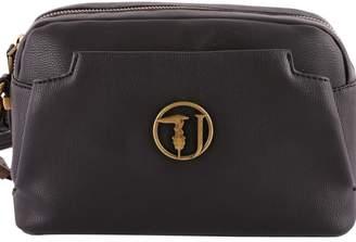 Trussardi Faux Leather Shoulder Bag