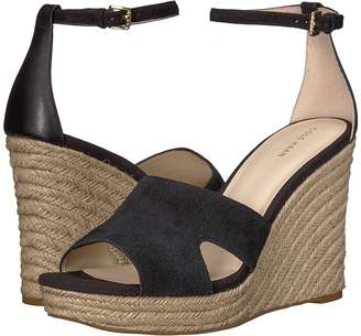 Cole Haan Giselle High Espadrille Wedge Women's Wedge Shoes