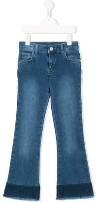 Twin-Set Kids flared jeans