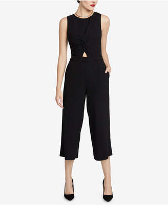 Rachel Roy Addison Twisted Jumpsuit, Created for Macy's