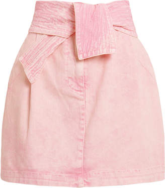Ulla Johnson Drew Mini Skirt