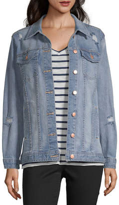 Parker PEYTON & Peyton & Lightweight Denim Jacket