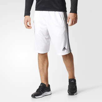 adidas Big and Tall 3-Stripes Shorts