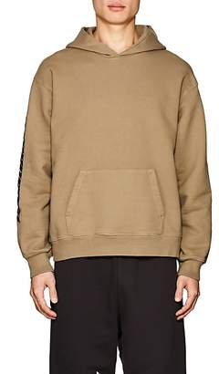 """Yeezy Men's """"Calabasas""""-Embroidered Cotton French Terry Hoodie"""
