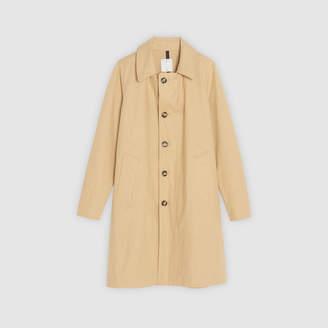 Sandro Water-repellent fabric coat