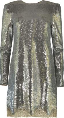 Ermanno Scervino Sequin Dress