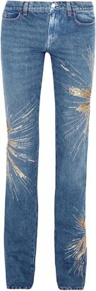 ATTICO Denim pants - Item 42704383OF