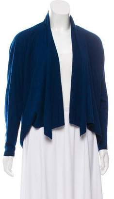 Barbara Bui Cashmere Open Front Cardigan