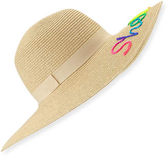 2ff1142ee0c02d August Hat Co. Shell Yeah Floppy Hat