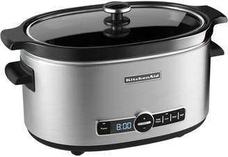 KitchenAid 6QT. Stainless Steel Slow Cooker