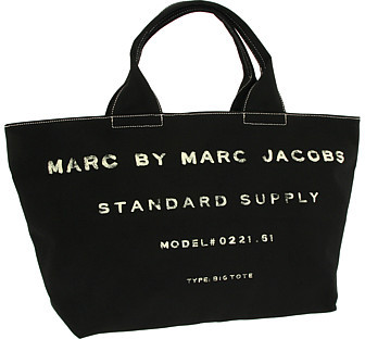 Marc by Marc Jacobs Classic Standard Supply Big Tote
