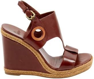 Castaner Leather sandals