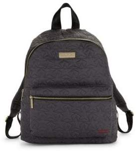 29ca3d0477cc Peace Love World Star-Quilted Backpack