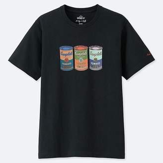 Uniqlo Sprz Ny Short-sleeve Graphic T-Shirt (andy Warhol)