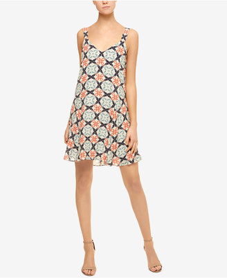 Sanctuary Harlow Printed Shift Dress $119 thestylecure.com