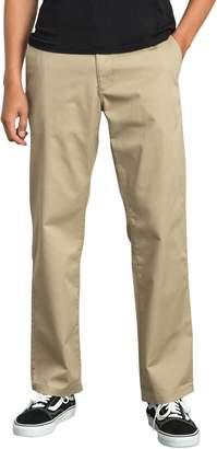 RVCA Big Chino Pants