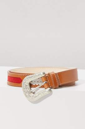 Isabel Marant Leather Tigoo belt
