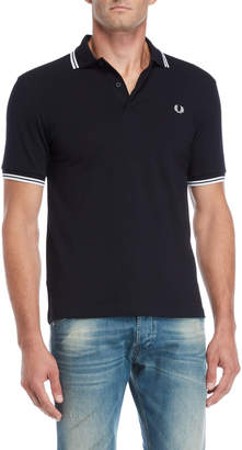 Fred Perry Pique Tipped Polo