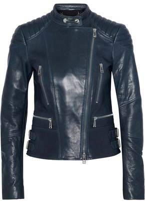 Belstaff Sidney Quilted Leather Biker Jacket