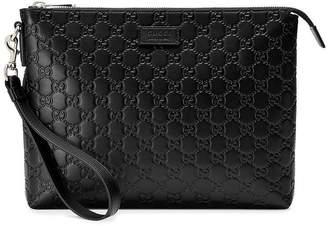 568ea5bb7bf Gucci Signature soft men s bag