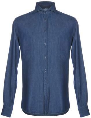 Brancaccio C. Denim shirts