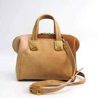 Fendi Chameleon Leather Satchel Bag (SHA-12006)