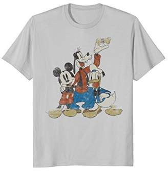 Disney Classic Friends Mickey and Gang Graphic T-Shirt