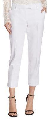DKNY Straight Leg Cropped Pants