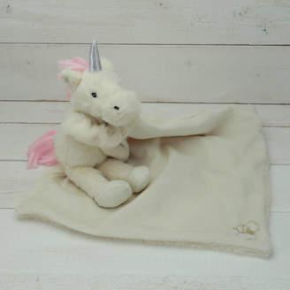 Jomanda #SofterThanASoftThing Unicorn Toy Baby Soother/Comforter Gift Boxed