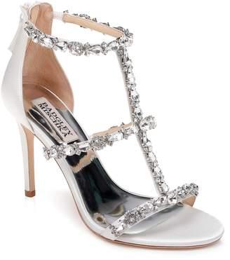 Badgley Mischka Collection Querida Embellished Sandal