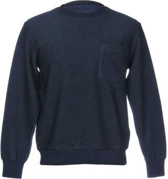 Blue Blue Japan Sweatshirts