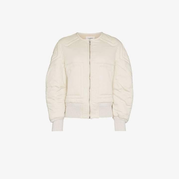 Nicky cotton wool blend puffer jacket