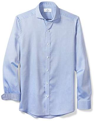 Buttoned Down Men's Fitted Supima Cotton Sport Shirt (3 Collars Available)