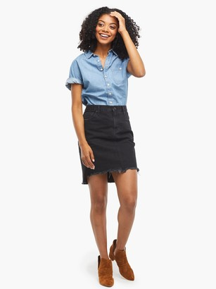 ABLE Laida Denim Skirt